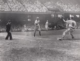 Thumbnail for Jackie Robinson running the bases against the Phillies