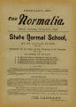The Normalia, 1895-02