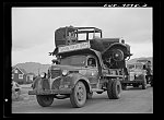 Butte, Montana. October, 1942. Scrap salvage campaign