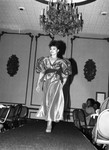 Lula Fields School of Modeling Graduation, Fashion Show, Los Angeles, 1985