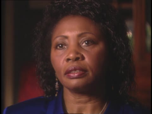 American Experience; Interview with historian Margaret Washington, 1 of 5