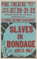Pike Theaters feature film, Slaves of Bondage