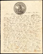 Letter to] Dear Maria & Henry [manuscript