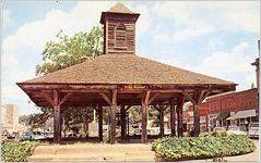 Slave Market. Louisville, Ga.