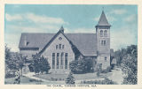 """The Chapel, Tuskegee Institute, Ala."""