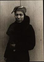 Hurston, Zora Neale, at Chicago, Illinois