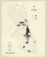 Areas of Negro residence in Chicago / compiled and mapped by Research Department, Chicago Urban League