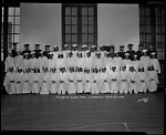 Mid-Year Class of 1942, Cardozo High School [cellulose acetate photonegative]