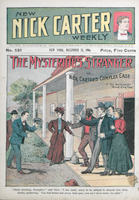 Thumbnail for The mysterious stranger, or, Nick Carter's complex case