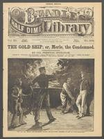 The gold ship, or, Merle, the condemned: a tale of land and blue water