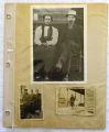 Hyla Bynum Cundiff family photo album, Wilkesboro, N.C.