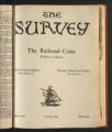 The Survey, August 16, 1919. (Volume 42, Issue 20)