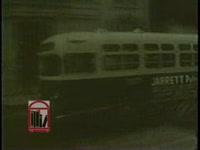 WSB-TV newsfilm clip of the bus boycott in Macon, Georgia, 1962 February