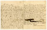 "Alexander D. Frasier's manuscript account of ""The Stoneman Raid"""
