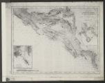 Mer Adriatique, Bouches de Cattaro et côtes environnantes / Service hydrographique de la marine, 1888
