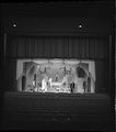 "Scene from Young People's Theatre production of ""Greensleeves' Magic"" performed at Pioneer Memorial Theatre, University of Utah, January 18-19, 1963 [5]"