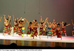 Weekend Festival of Black Dance Photograph UNTA_AR0797-182-036-1482