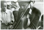 Blind street musicians, West Memphis, Arkansas, Sept. 1935