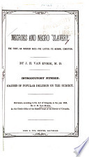 """Negroes and Negro """"slavery:"""" the first an inferior race; the latter its normal condition"""