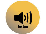 Audio recording clip of an interview with Gertrude Toston