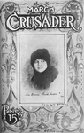 March Crusader; Mrs. Bernia Smith Austin; [Cover page]