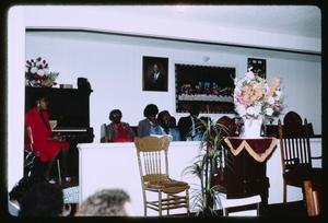 3th Sunday Community Sing-Rev. Relton Fair
