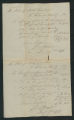 Governor Richard D. Spaight Correspondence: January 2-December 3, 1793