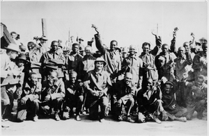 Buffalo Soldiers of the 10th Calvary