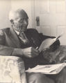 George Washington Carver reading