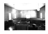 Craigs Chapel AME Zion Church: interior