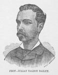 Prof. Julian Talbot Bailey