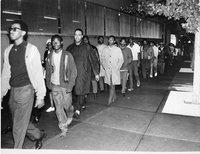 Hartford demonstration, 1967