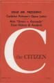 The Citizen, February 1970