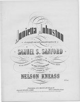 Junietta Johnson : as originally sung with unbounded applause by Samuel S. Sanford at his operatic entertainments in the new opera house...