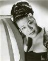Singer Ella Fitzgerald