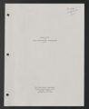 YMCA urban work records. Urban-Metropolitan Associations Salary Study , 1974. (Box 1, Folder 24)