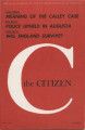The Citizen, May 1971