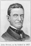 John Brown, as he looked in 1857