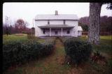 Matt Gardner House: distant front view