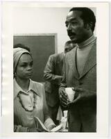 Sonia Sanchez and Hoyt Fuller, November 1975