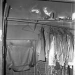 Fire at Ujima Village, Los Angeles, ca. 1980