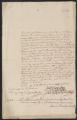 Account, loan repaid to her estate, Cornelia C. Jacobij