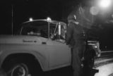 S.C. National Guard officer enforces a curfew over Columbia