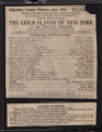 Alhambra Theatre, Child slaves of New York (August 12, 1905) Child slaves of New York