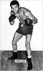 Beau Jack (Sidney Walker, 1921-2000)