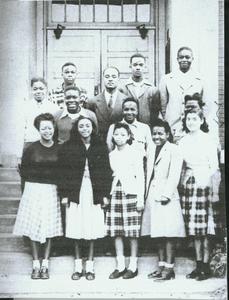 Fair Street School junior class