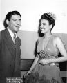 Lena Horne and George Auld