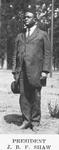 President J. B. F. Shaw