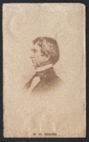 Photograph of W. H. Seward