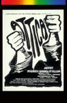 Anniversary of the Attica Rebellion, Announcement poster for